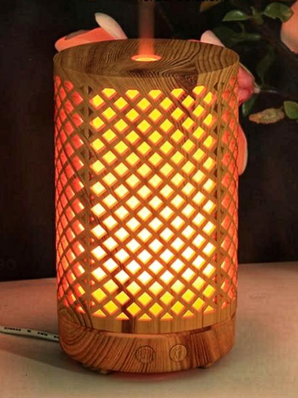 Banzai Organics - Floris Naturals Bamboo Oil Diffuser Air Purifier