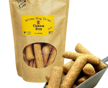Banzai Organics - Floris Naturals Cheese Stix Dog Treats