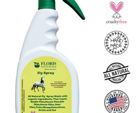Banzai Organics - Floris Naturals Horse Fly Spray