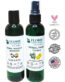 Banzai Organics - Floris Naturals Organic Herbal Face Toner and Makeup Remover