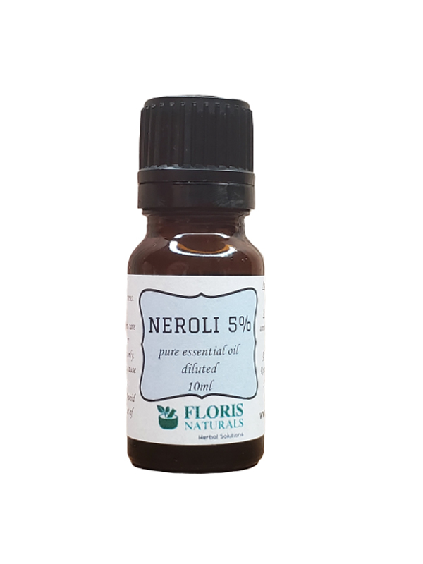 Banzai Organics - Floris Naturals Organic Neroli Essential Oil Aromatherapy