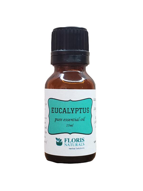 Banzai Organics - Floris Naturals Pure Natural Organic Eucaliptus Essential Oil Aromatherapy