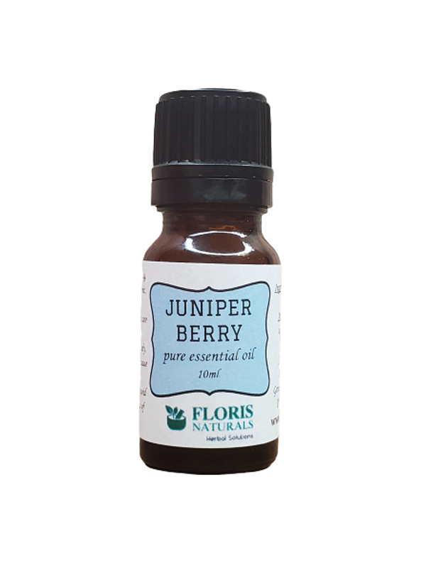 Banzai Organics - Floris Naturals Pure Natural Organic Juniper Berry Essential Oil Aromatherapy