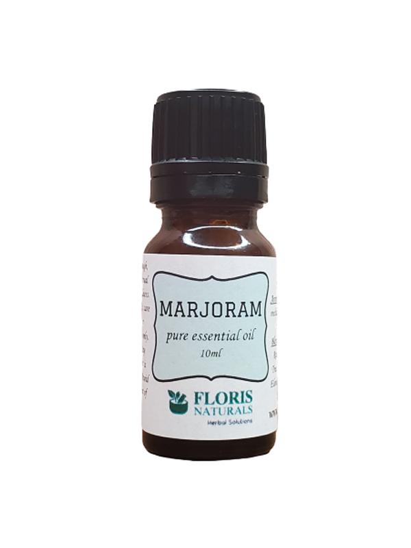 Banzai Organics - Floris Naturals Pure Natural Organic Marjoram Essential Oil Aromatherapy