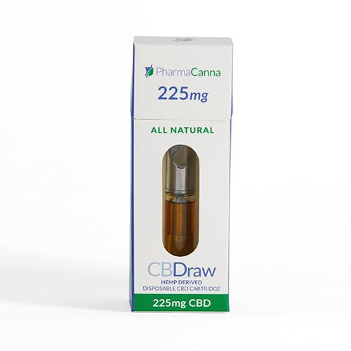 Banzai Wellness CBD Vape Cartridges