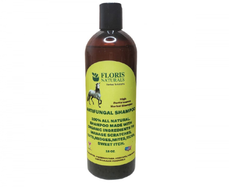 Banzai Wellness Network Antifungal Horse Shampoo