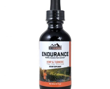 Banzai Wellness Network - Bend Scientific CBD - Endurance