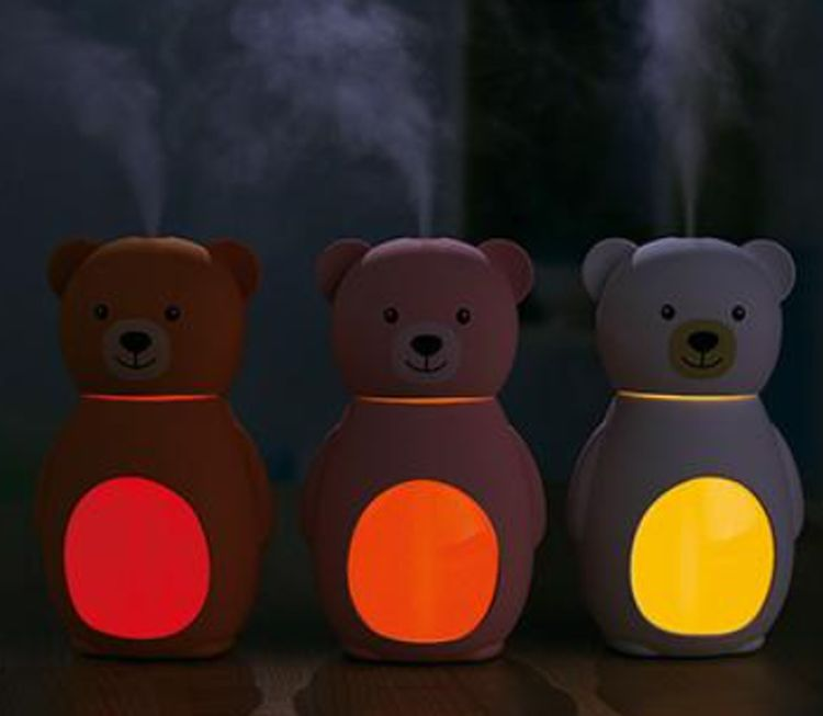 Bears at Night