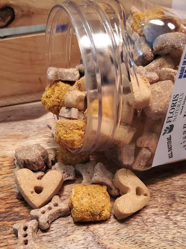 Banzai Organics - Floris Naturals Best Artisinal Natural Dog Treats