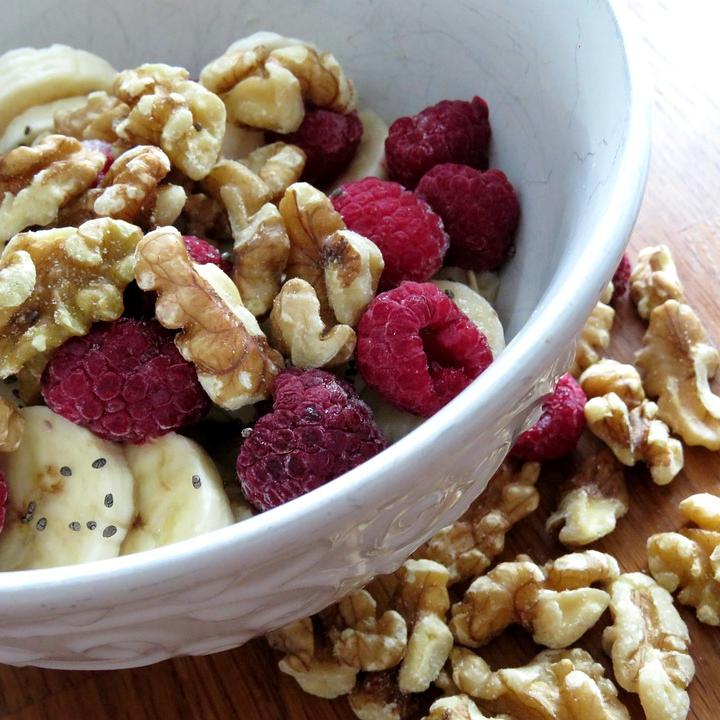 cereals nuts